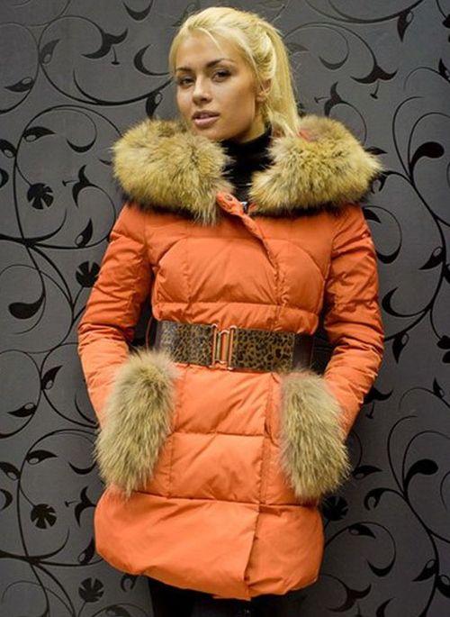 Ярко оранжевый стиль